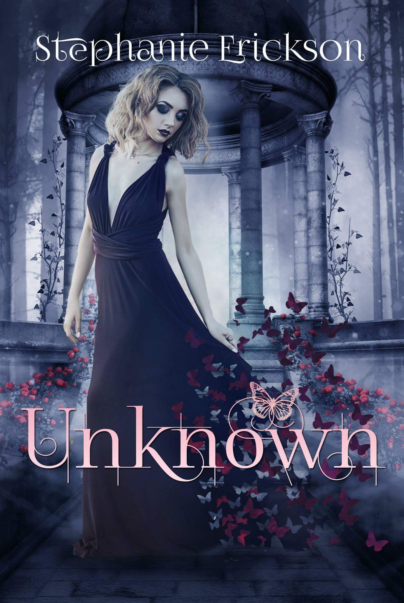 Unknown Stephanie Erickson telekenetic Vampire Girl Karpov Kinrade Kindle Worlds