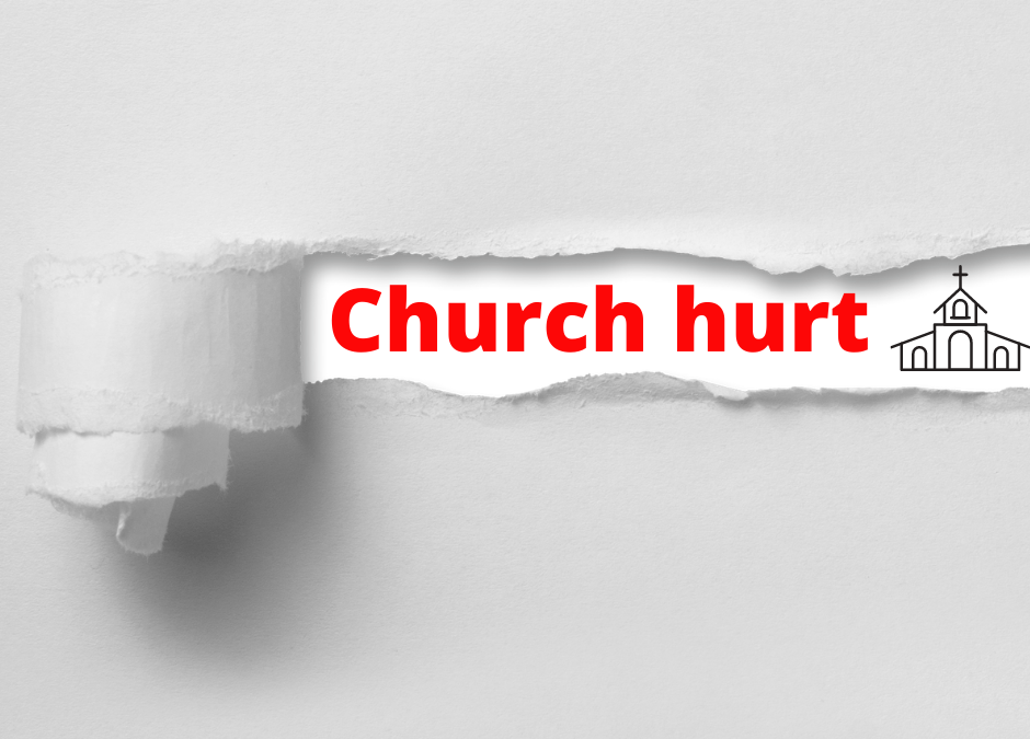Moving Past Church Hurt